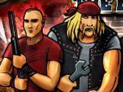 Play Bloodfield: The Meat City to your website