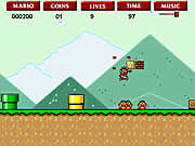 Play Super Mario Flash