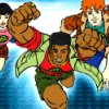 Play Captain planet and the robots of Zarm