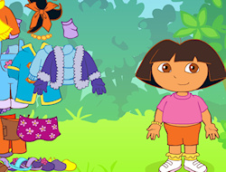 Play Dora The Explorer
