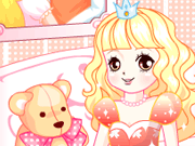 Play Princess Decorate